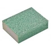 Oakey Liberty Green Sanding Block Medium/Coarse (1)