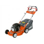 OleoMac G48TH Steel Deck Self Propelled Lawnmower Petrol 4 Stroke Honda Engine
