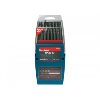 Makita P-57283 Impact Bit Set 30 Piece