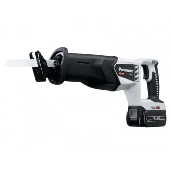 Panasonic EY45A1LJ2G Reciprocating Saw 18v Dual Volt 2 x 18 Volt 5.0Ah Li-Ion
