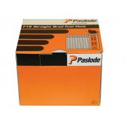 Paslode 63mm IM65a Galvanised Angled Brads (2000) & 2 x Fuel Cells