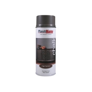 Plasti-kote Chalk Finish Spray Caffe Espresso 400ml