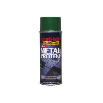 Plasti-kote Metal Protekt Spray Gloss Black 400ml