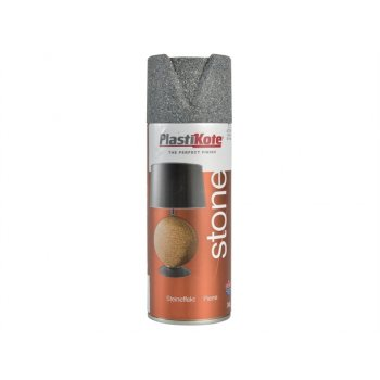 Plasti-kote Stone Touch Spray Manhattan Mist 400ml
