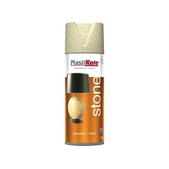 Plasti-kote Stone Touch Spray Santa Fe Sand 400ml