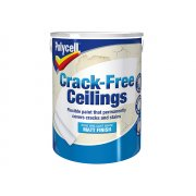 Polycell Crack-Free Ceilings Smooth Matt 5 Litre