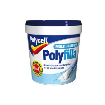 Polycell Multi Purpose Polyfilla Ready Mixed 1kg