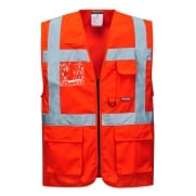 Berlin Executive Vest - Style PW- S476