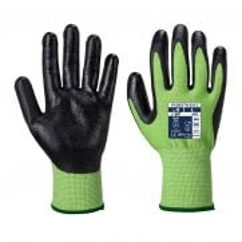 Green Cut - Nitrile Foam - Style PW- A645