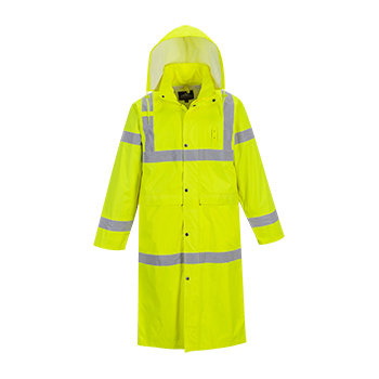 Portwest Hi-Vis Coat 122cm