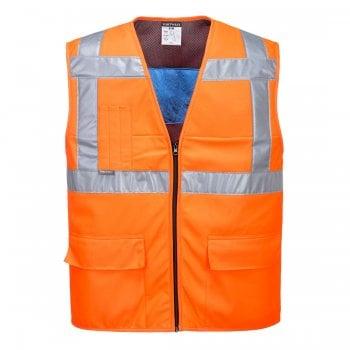 Portwest Hi-Vis Cooling Vest - Style PW- CV02