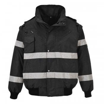 Portwest Iona 3in1 Bomber Jacket - Style PW- S435