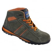 Pro Man PM4060 Grey Boxing Styled Safety Boot: Model No.PM4060