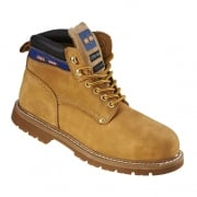 "Pro Man PM9401C Honey 6"" Safety Boot: Model No.PM9401C"