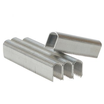 Rapid 28/10 10mm DP x 5m Galvanised Staples Pack 5 x 1000