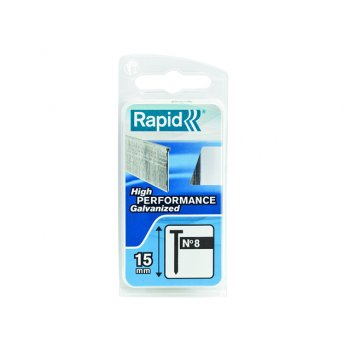 Rapid 300/25NB 25mm Brads Pack 1000