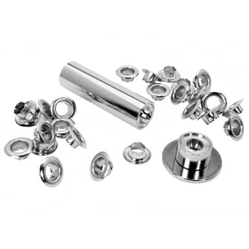 Rapid Eyelets 8mm (25) + Assembly Tools