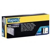 Rapid No.8 Brad Nails 18Ga 25mm (Box 5000)