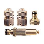 Rehau Brass Fittings Starter Set 1/2in