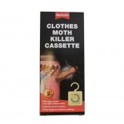 Rentokil Moth Killer Cassette (Pack of 2)