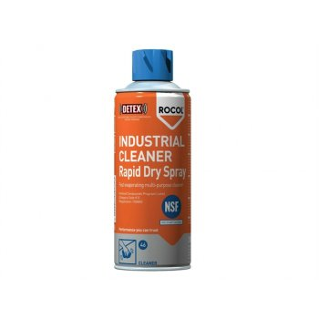 ROCOL Industrial Cleaner Rapid Dry Spray 300ml