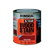 Ronseal 5 Year Woodstain Antique Pine 2.5 Litre