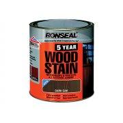 Ronseal 5 Year Woodstain Dark Oak 250ml