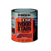 Ronseal 5 Year Woodstain Mahogany 750ml