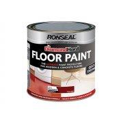 Ronseal Diamond Hard Floor Paint White 2.5 Litre
