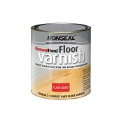Ronseal Diamond Hard Floor Varnish Gloss 2.5 Litre