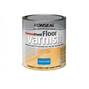 Ronseal Diamond Hard Floor Varnish Satin 5 Litre