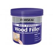 Ronseal Multi Purpose Wood Filler Tub Dark 250g