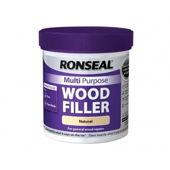 Ronseal Multi Purpose Wood Filler Tub Natural 930g