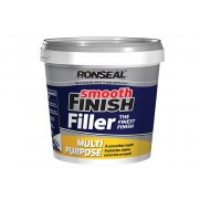 Ronseal Smooth Finish Multi Purpose Interior Wall Filler Ready Mixed 2.2kg