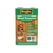 Rustins Advanced Wood Preserver Green 5 Litre