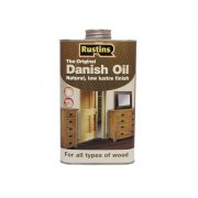 Rustins Danish Oil 1 Litre