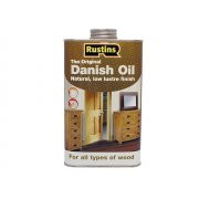 Rustins Danish Oil 250ml