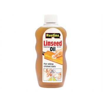 Rustins Linseed Oil Raw 300ml