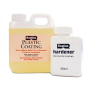 Rustins Plastic Furniture Coating Gloss 1 Litre