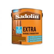 Sadolin Extra Durable Woodstain Heritage Oak 2.5 Litre