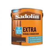 Sadolin Extra Durable Woodstain Jacobean Walnut 2.5 Litre