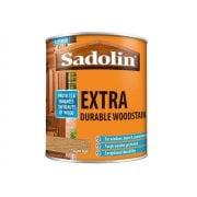 Sadolin Extra Durable Woodstain Light Oak 1 Litre