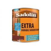Sadolin Extra Durable Woodstain Mahogany 1 Litre
