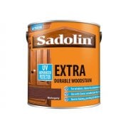 Sadolin Extra Durable Woodstain Mahogany 2.5 Litre