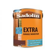 Sadolin Extra Durable Woodstain Mahogany 5 Litre
