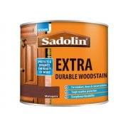 Sadolin Extra Durable Woodstain Mahogany 500ml