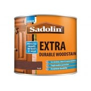 Sadolin Extra Durable Woodstain Teak 500ml