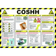 Safety Poster - COSHH