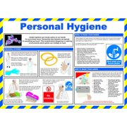 Safety Poster - Personal Hygiene