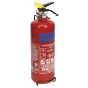 Sealey 2kg Dry Powder Fire Extinguisher Model No-SDPE02